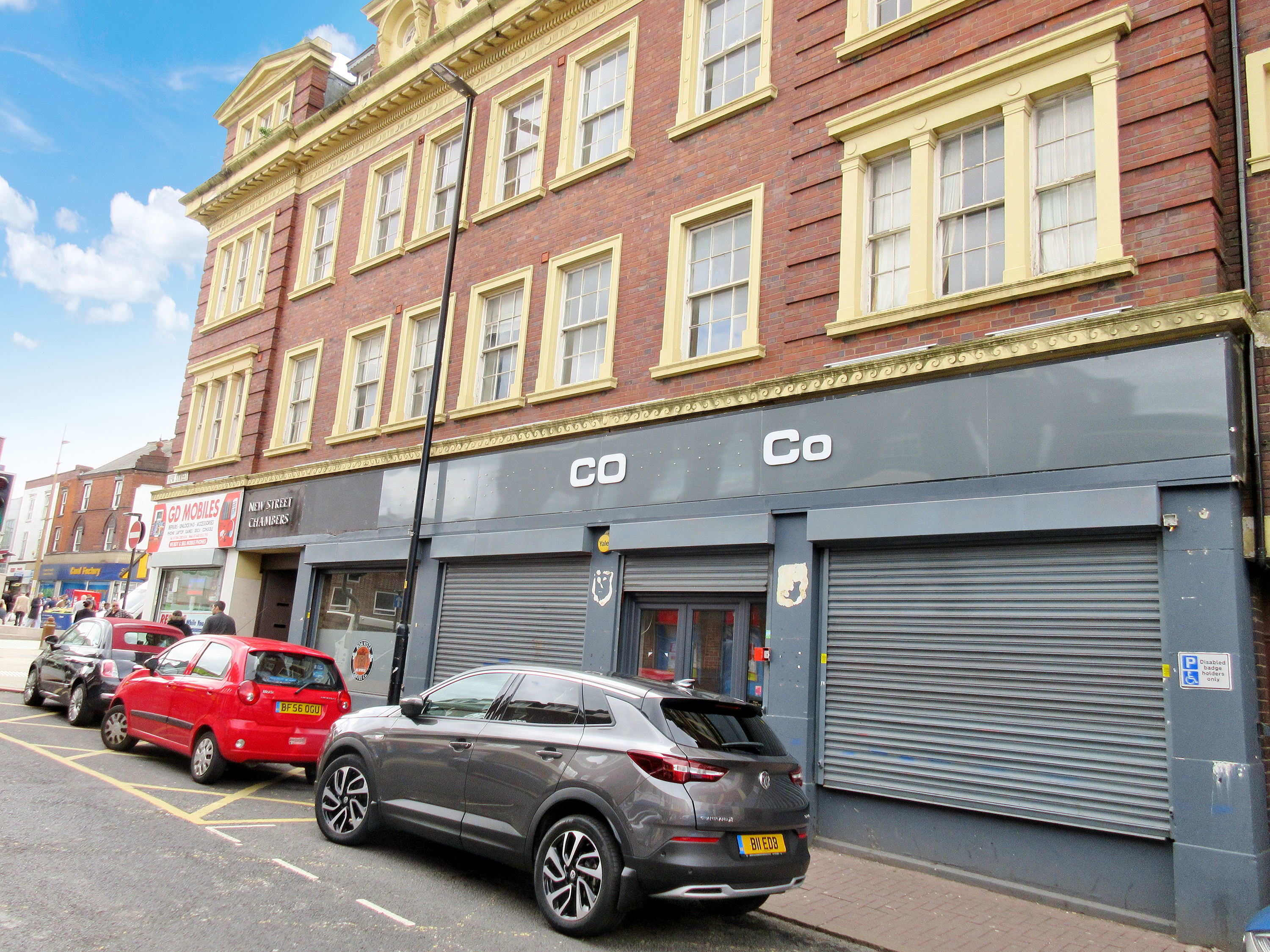 1-3 New Street Dudley - Click for more details