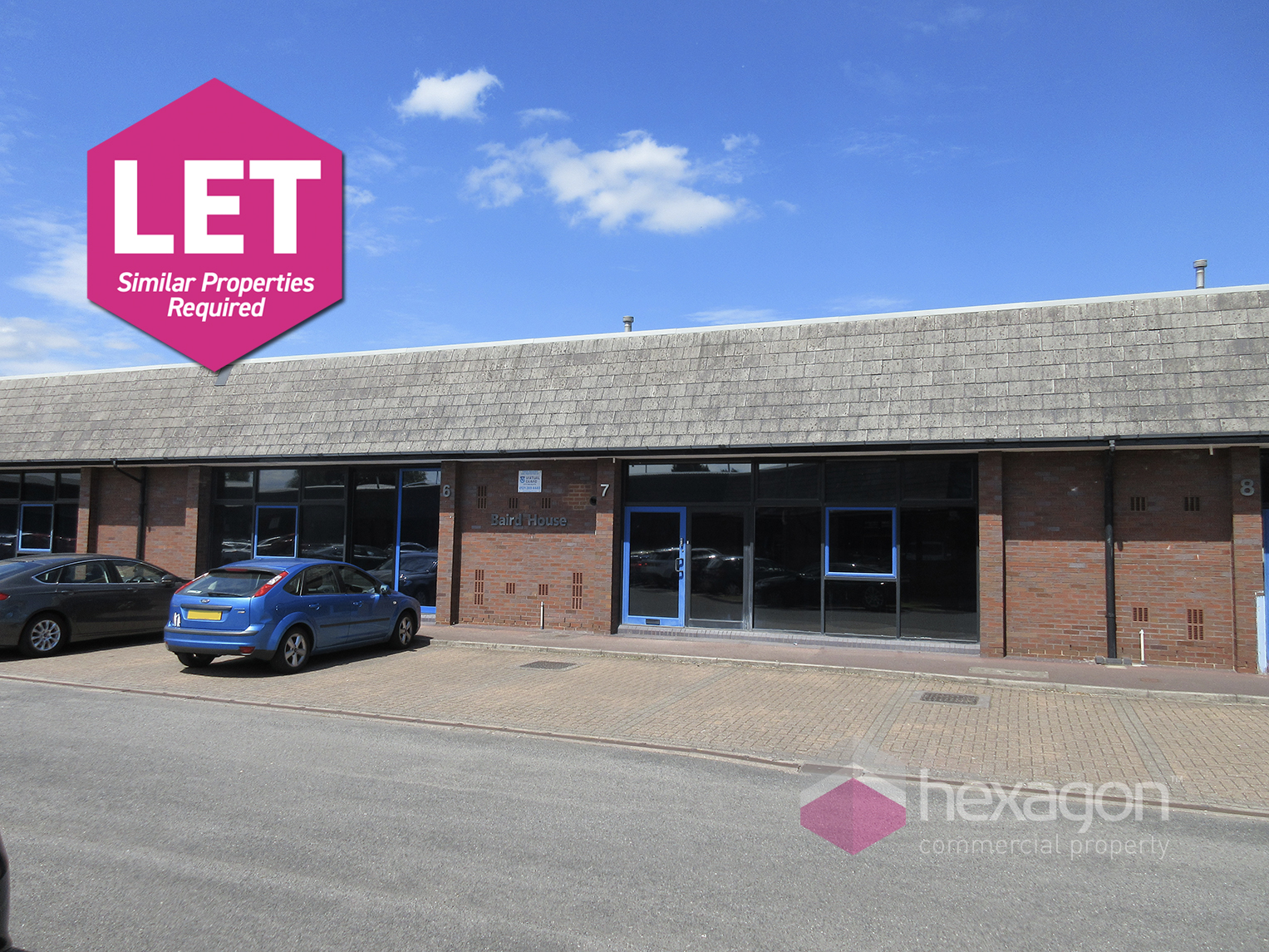 Units 6-7 Baird House Kingswinford - Click for more details