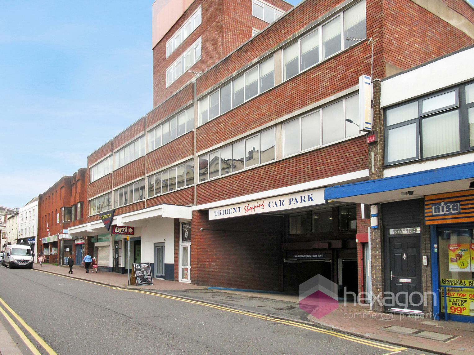 First Floor, Trident House Dudley - Click for more details