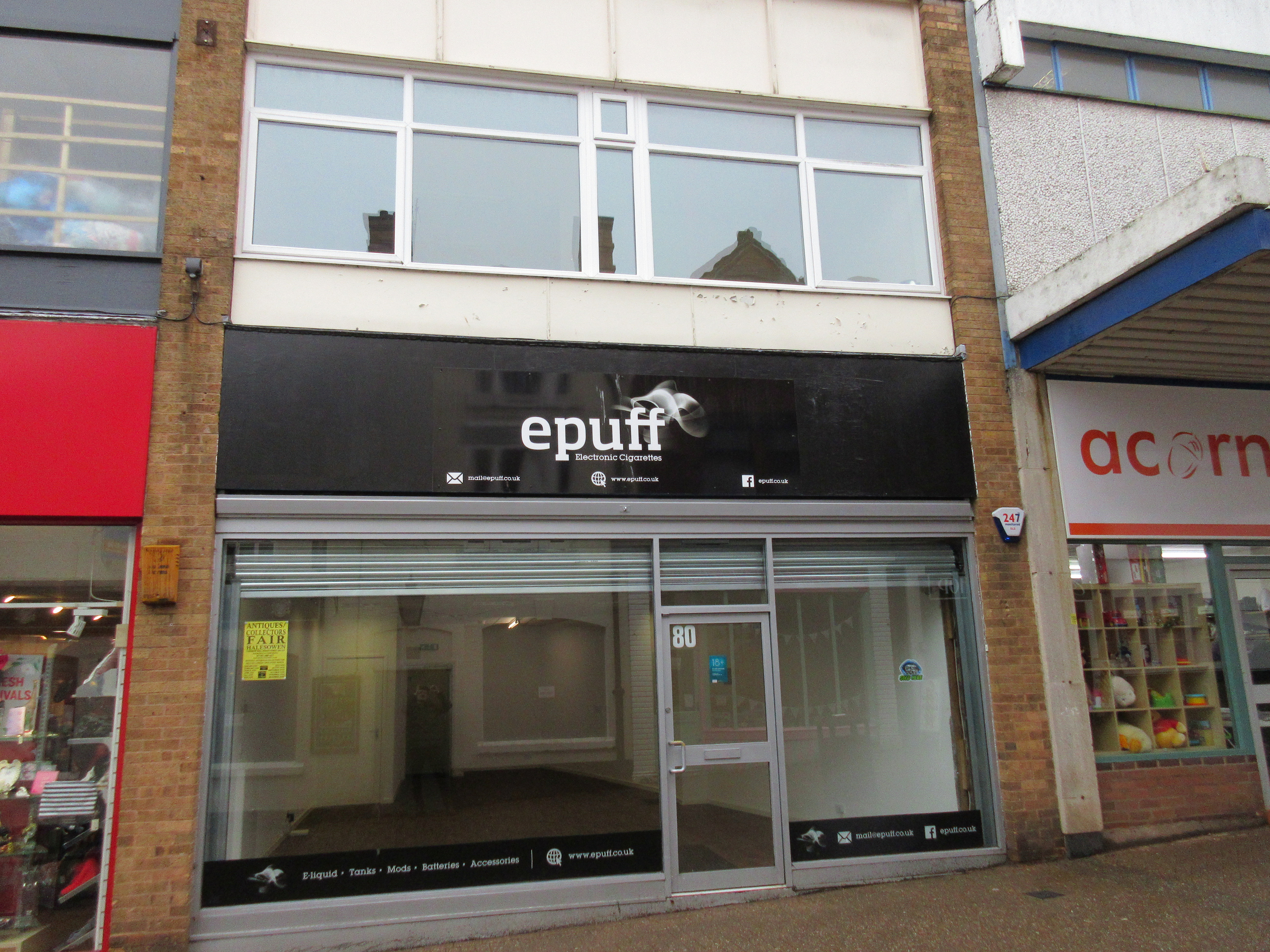 80 High Street Halesowen - Click for more details