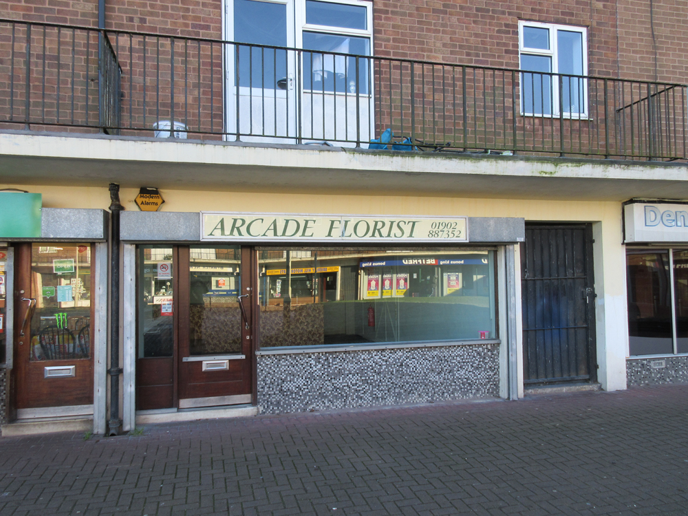 9 The Arcade Dudley - Click for more details