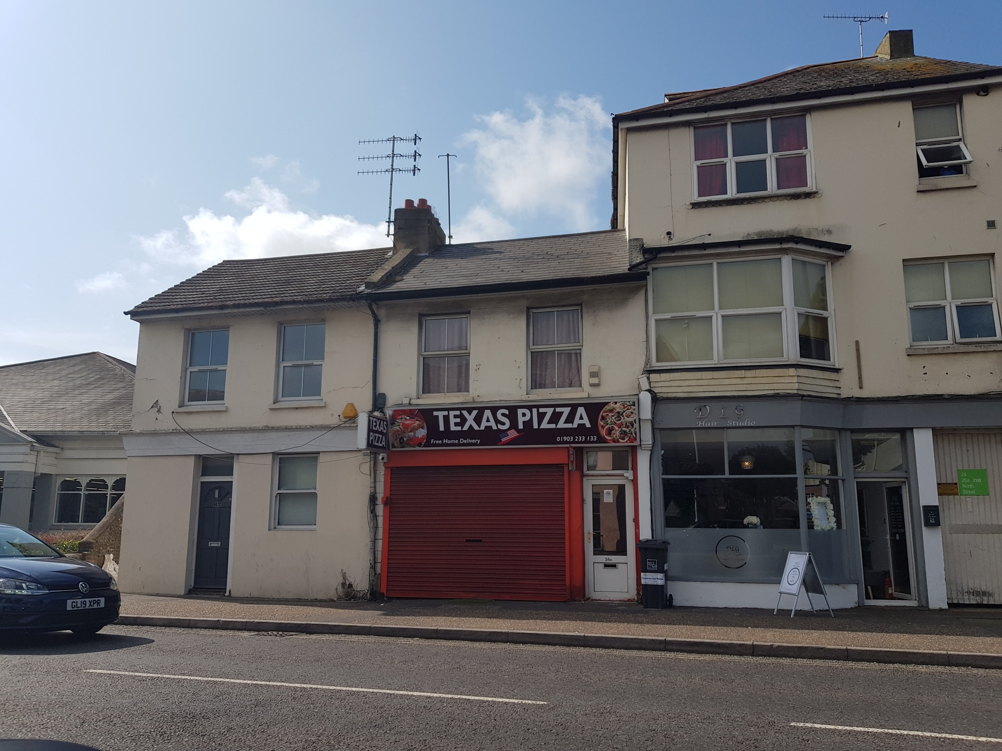 For Sale 24a North Street Worthing Bn11 1du Henry Adams