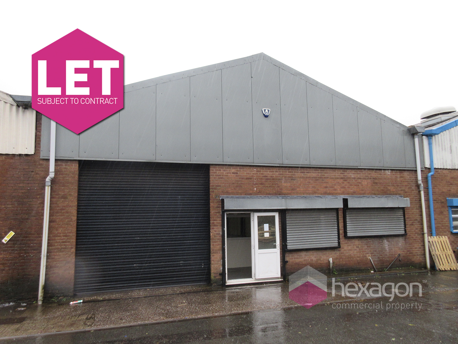 Unit 3 Breener Trading Estate Brierley Hill - Click for more details