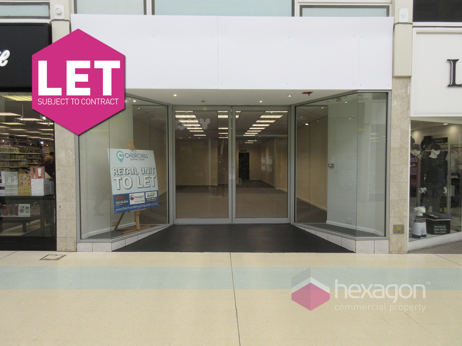 15 Churchill Shopping Centre Dudley - Click for more details