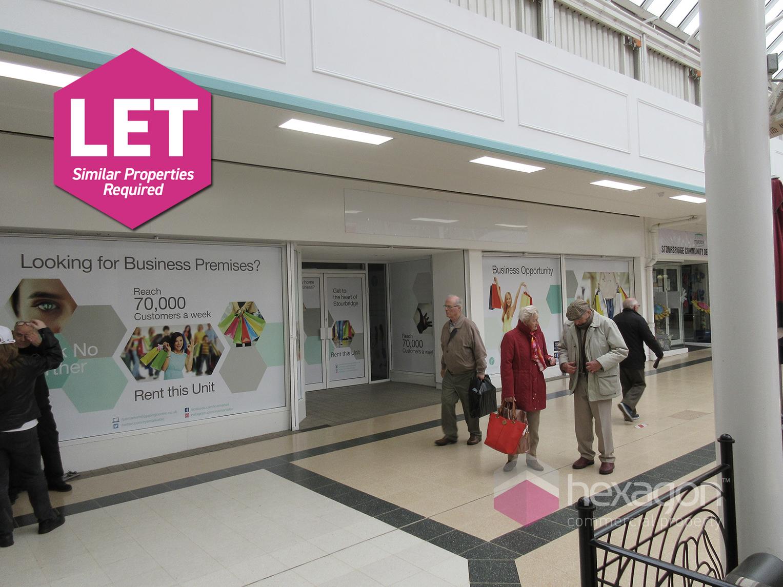 Unit 26-28 Ryemarket Shopping Centre Stourbridge - Click for more details