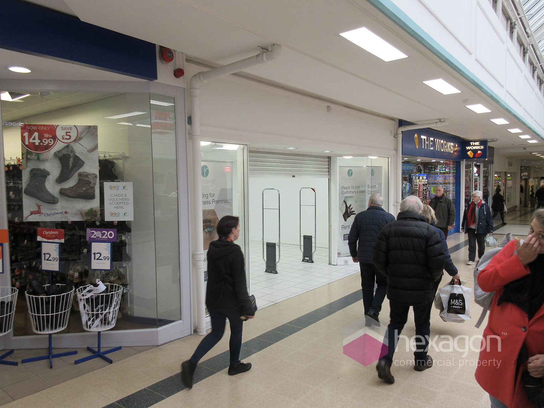 Unit 11 Ryemarket Shopping Centre Stourbridge - Click for more details