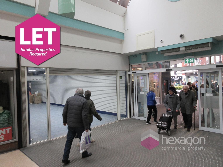 Unit 10 Ryemarket Shopping Centre Stourbridge - Click for more details