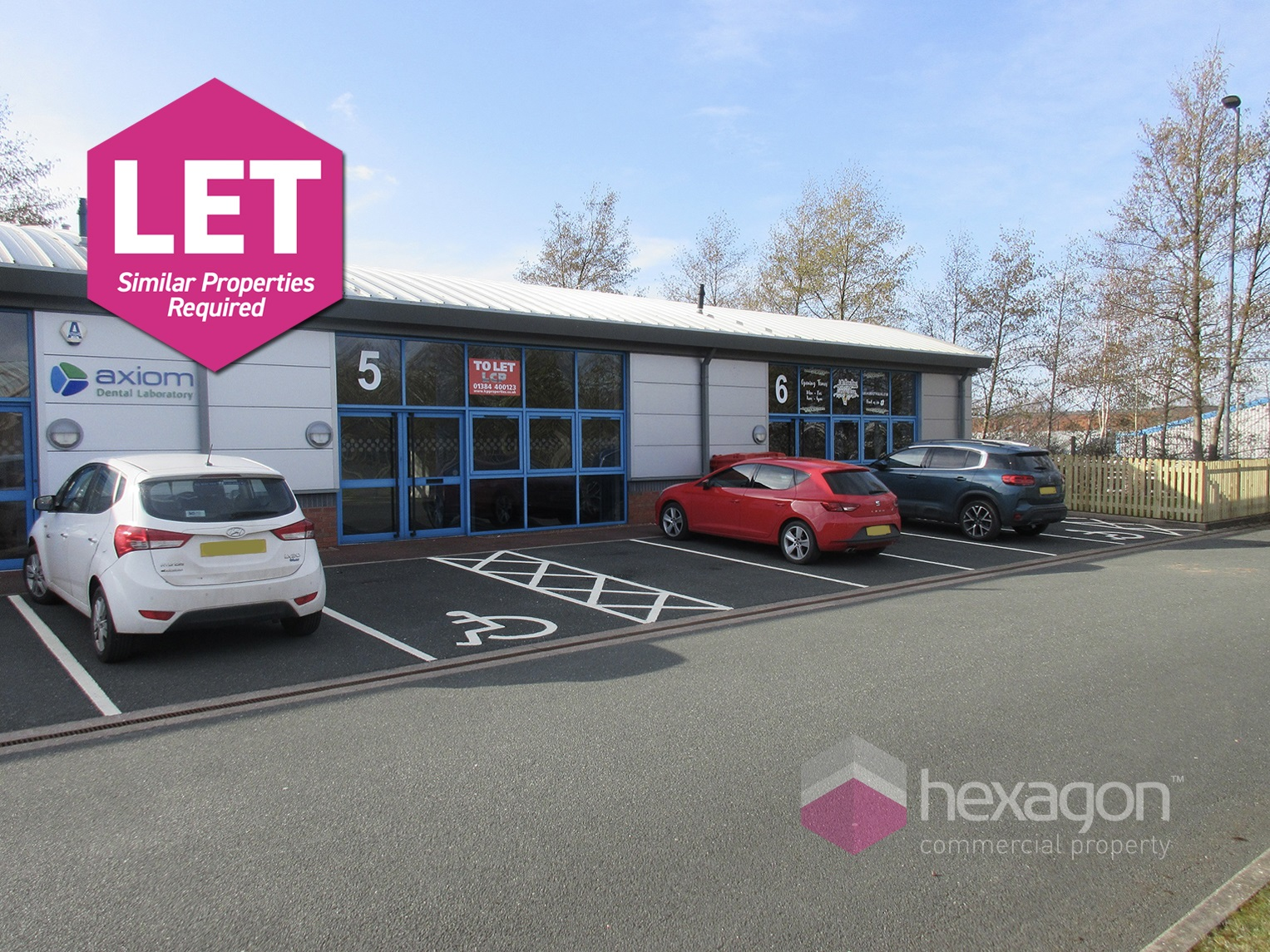 Unit 5 Newton House Kingswinford - Click for more details