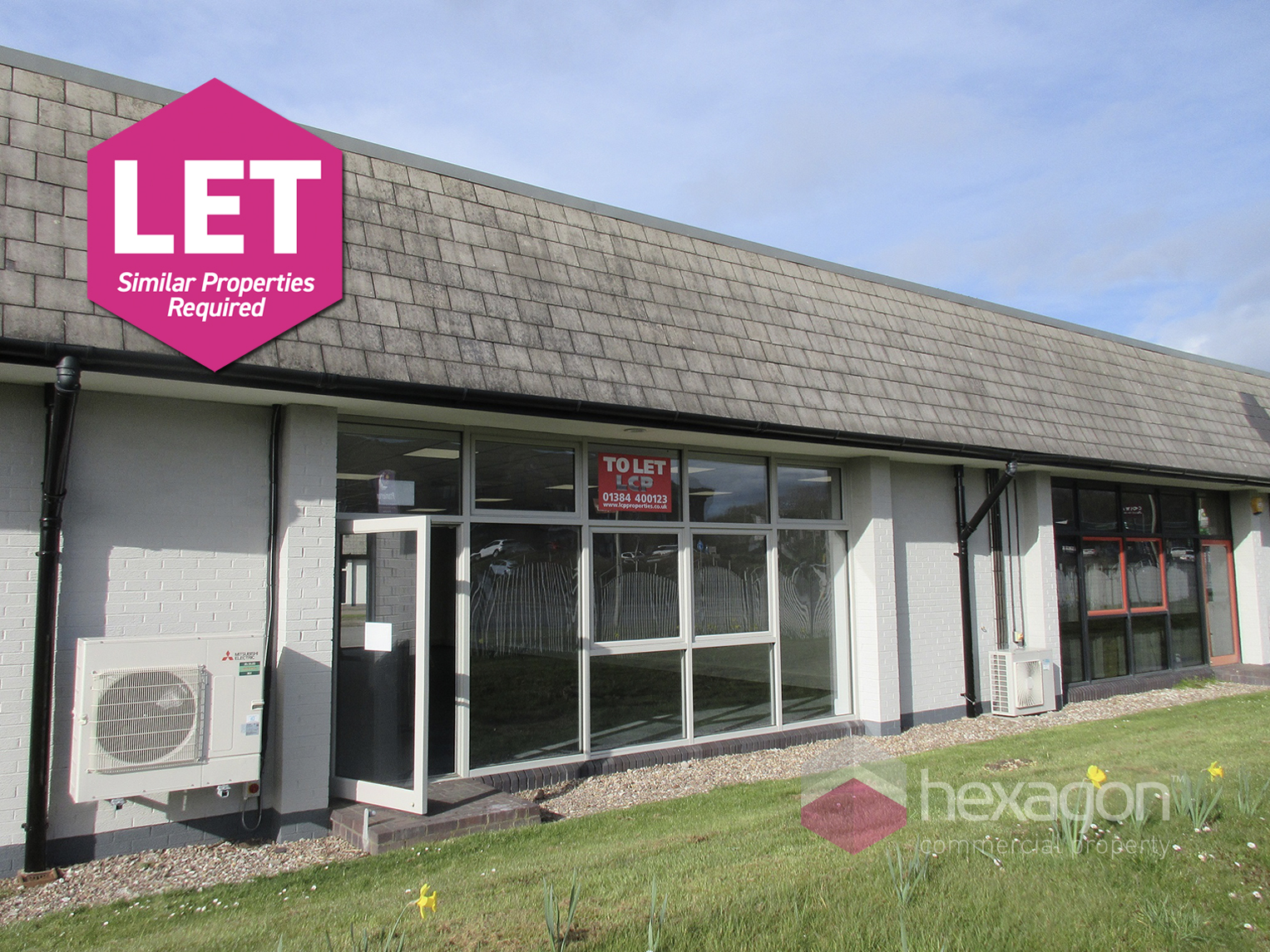 Unit 6 Darwin House Kingswinford - Click for more details