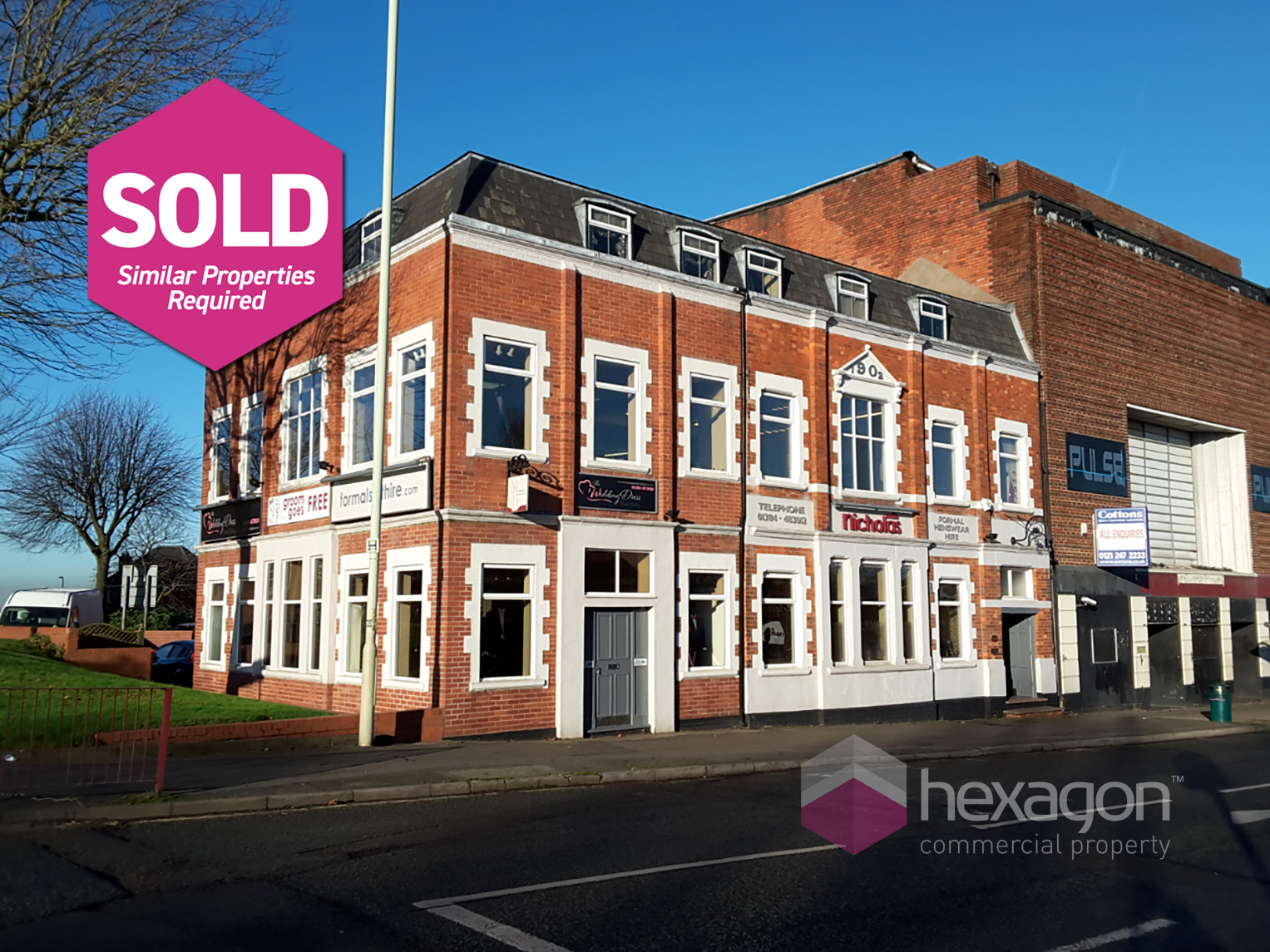 1-11 Dudley Road Brierley Hill - Click for more details