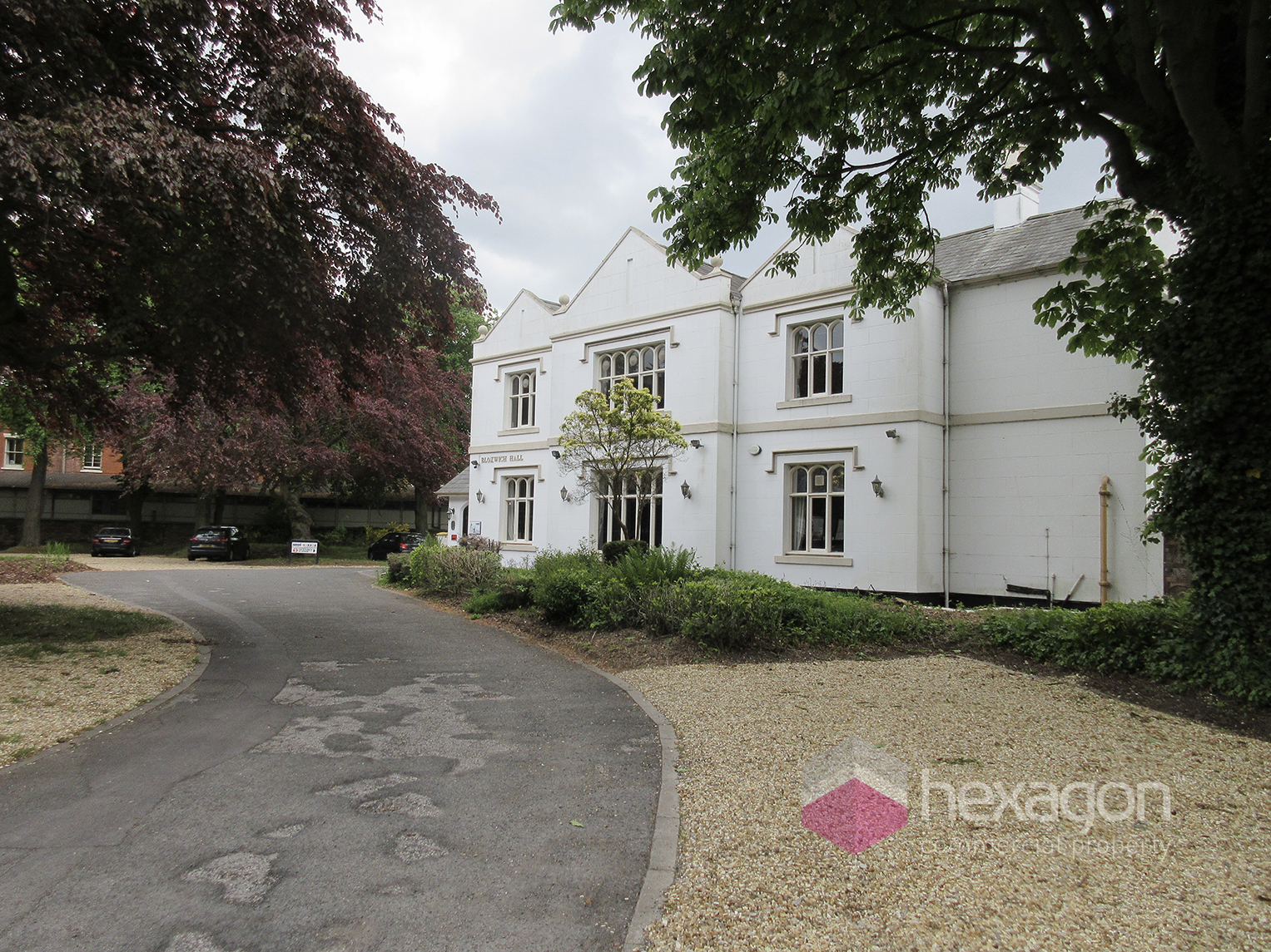 Bloxwich Hall Walsall - Click for more details
