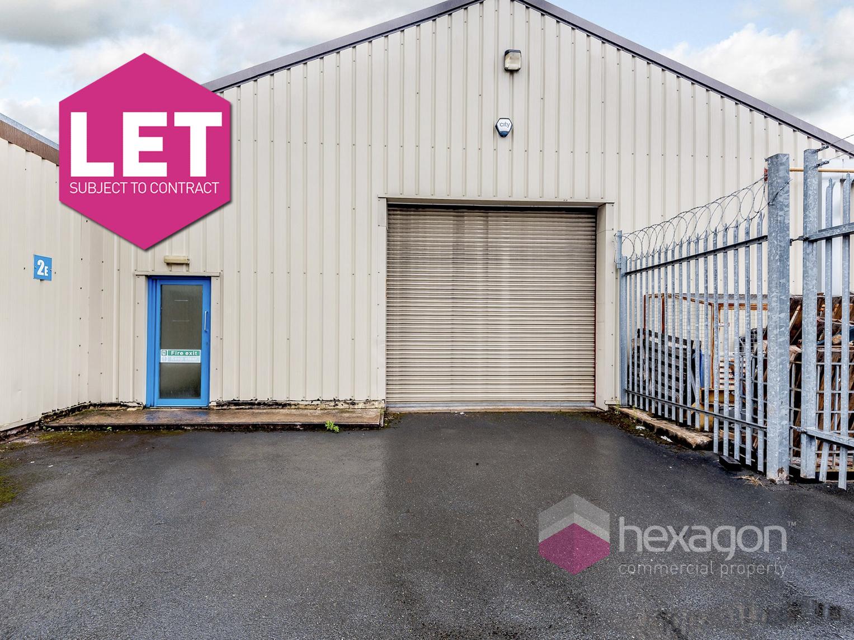 Unit 2E, Gainsborough Trading Estate Stourbridge - Click for more details