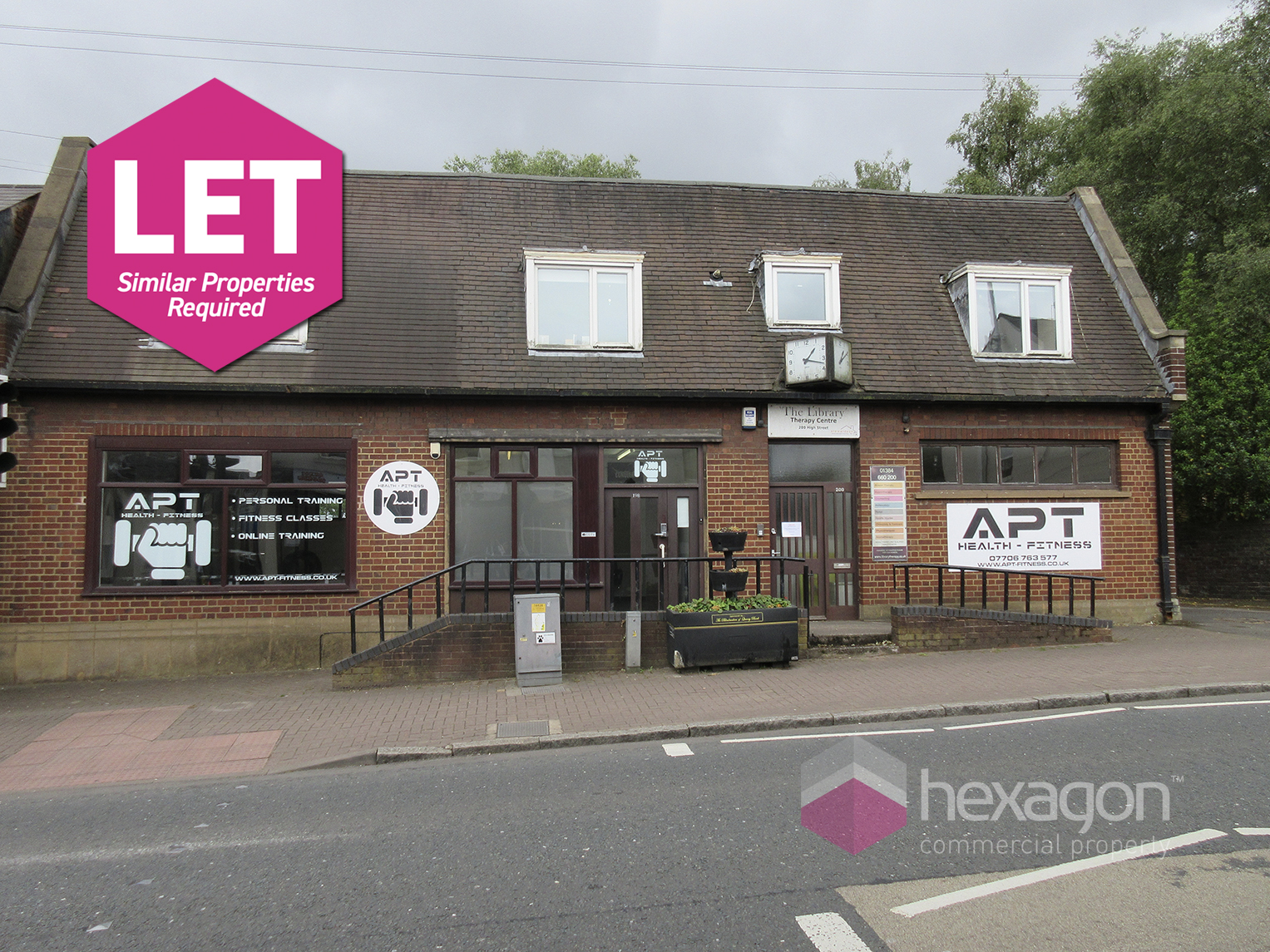 198 High Street Brierley Hill - Click for more details