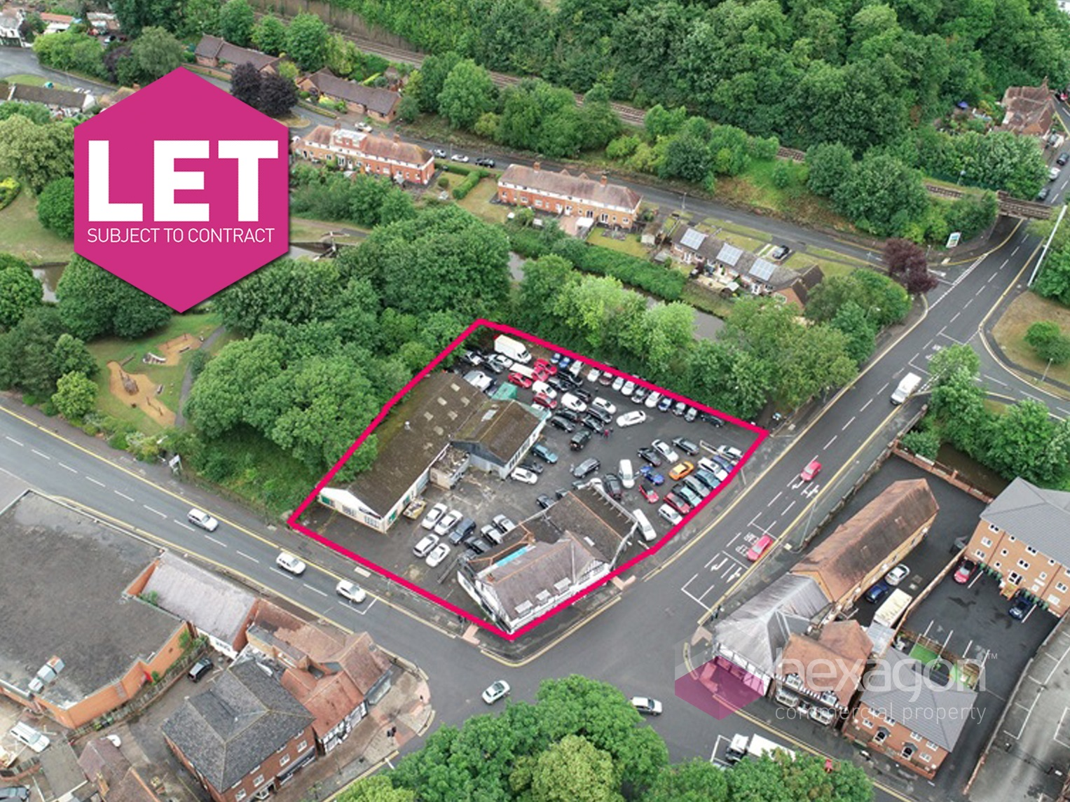 St Georges Square Droitwich - Click for more details