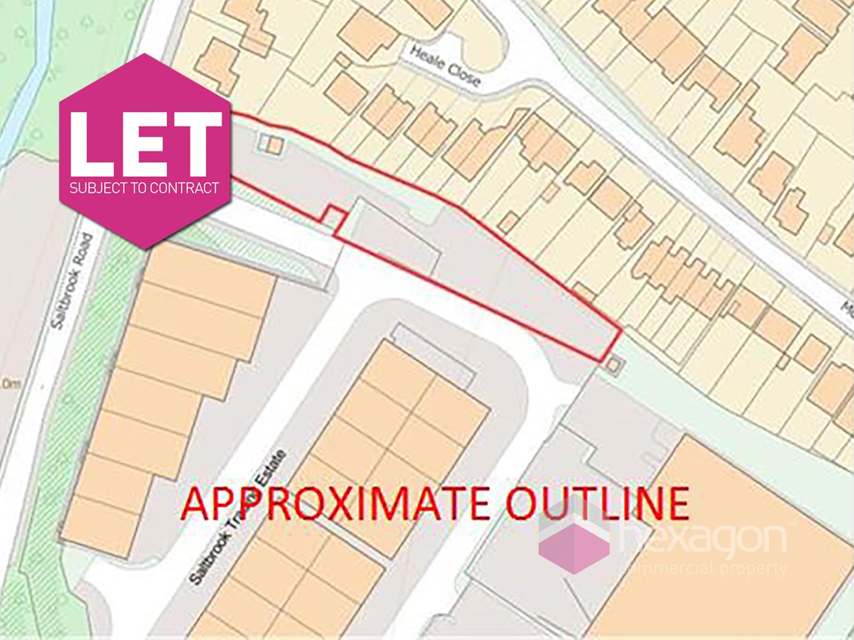 Yard at Saltbrook Trading Estate Halesowen - Click for more details
