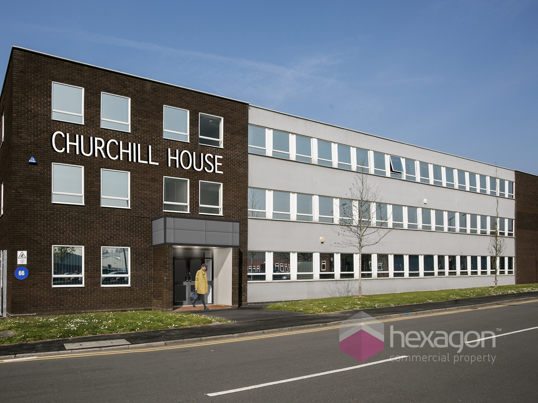 Second Floor, Churchill House Kingswinford - Click for more details