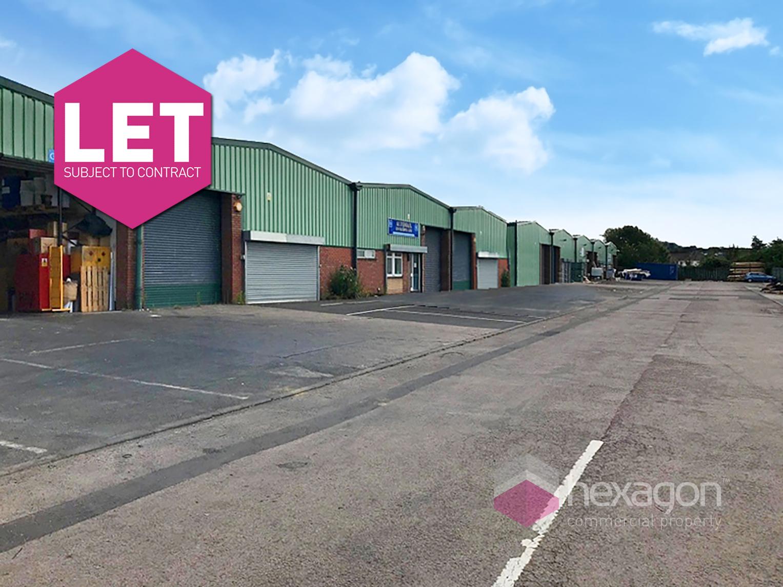Unit at Saltbrook Trading Estate Halesowen - Click for more details