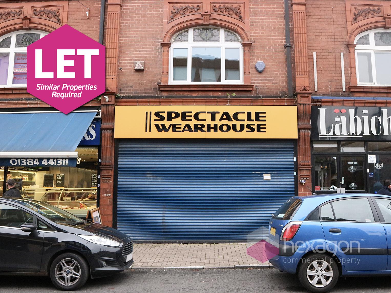 35 Market Street Stourbridge - Click for more details