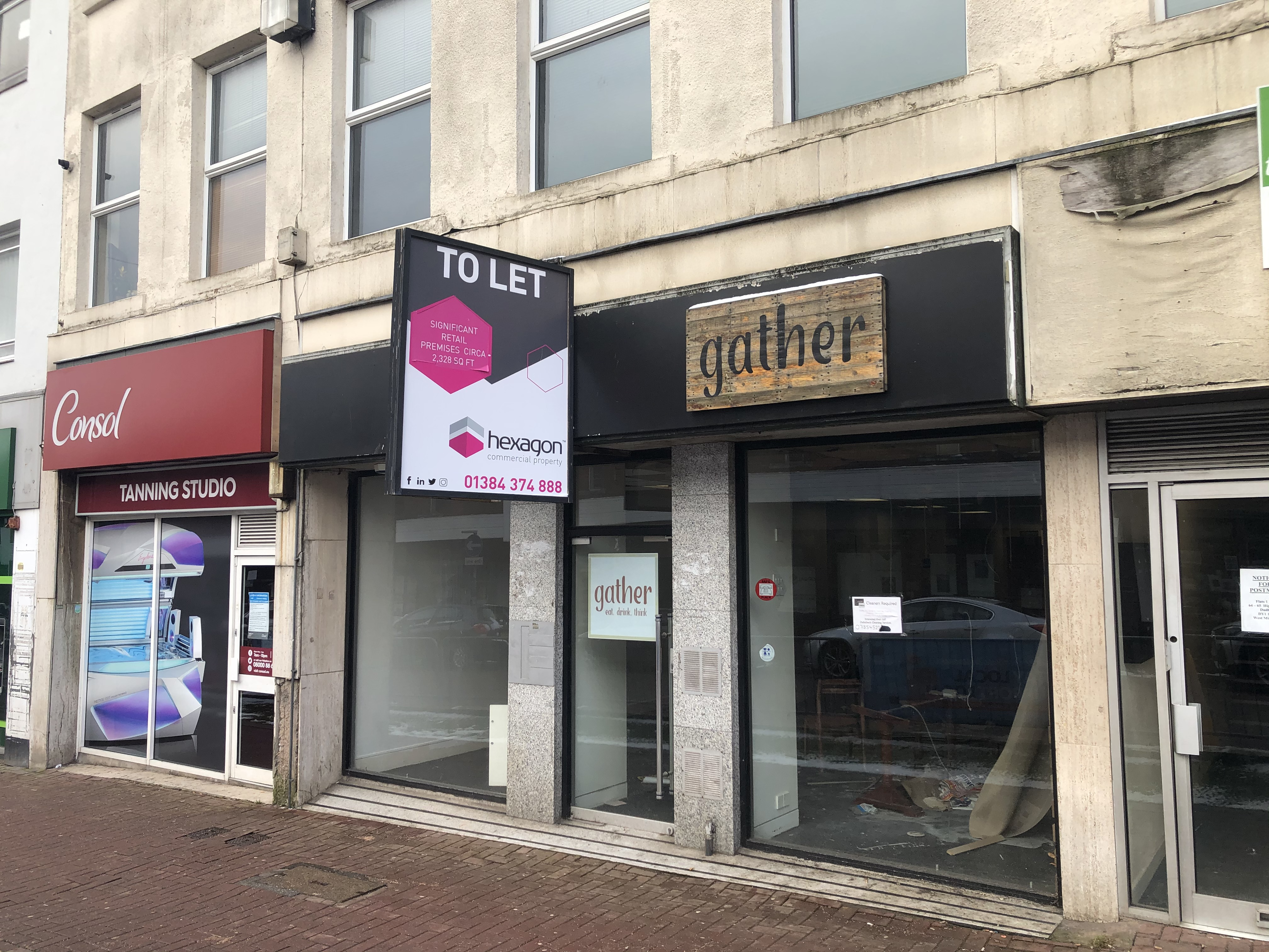 65 High Street Dudley - Click for more details