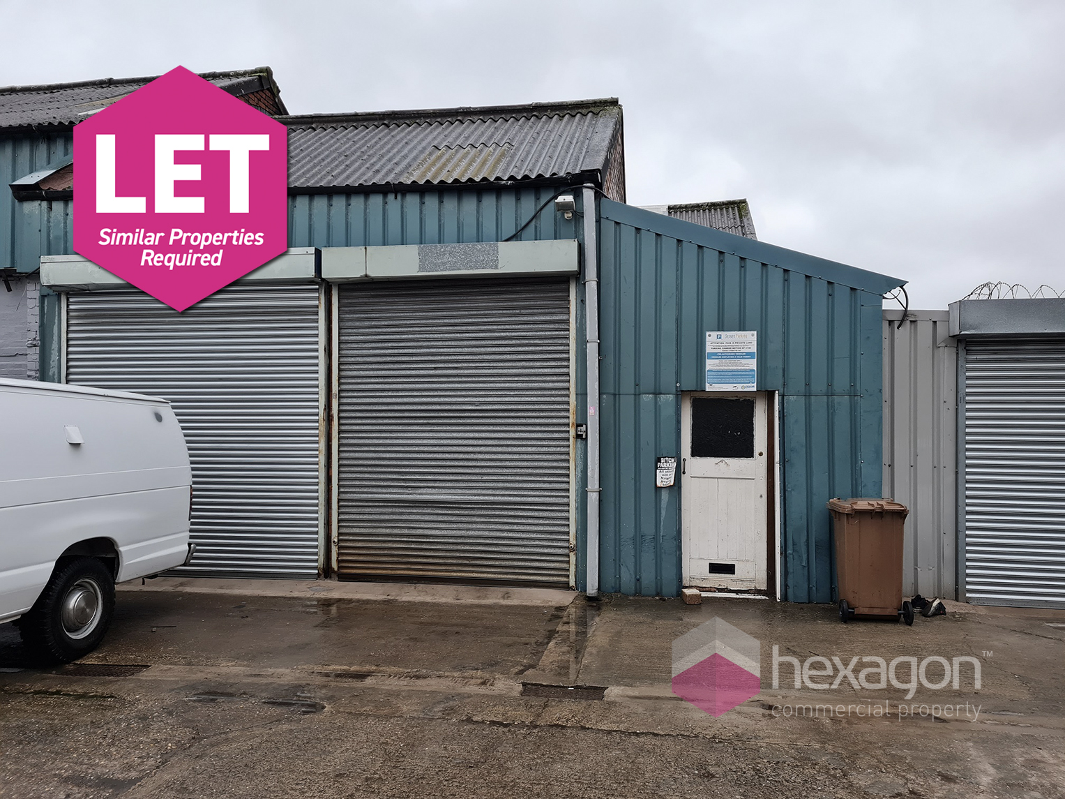 Unit 22 Manor Industrial Estate Walsall - Click for more details