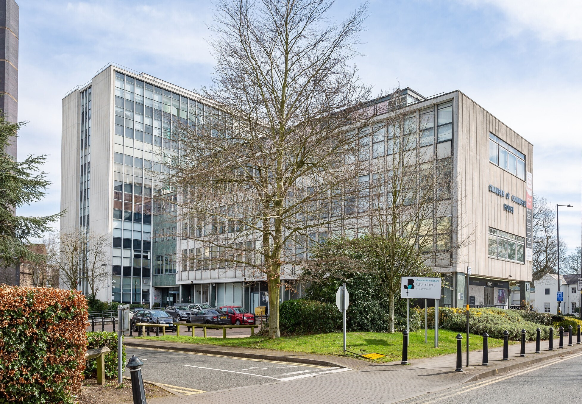 Chamber House Birmingham - Click for more details
