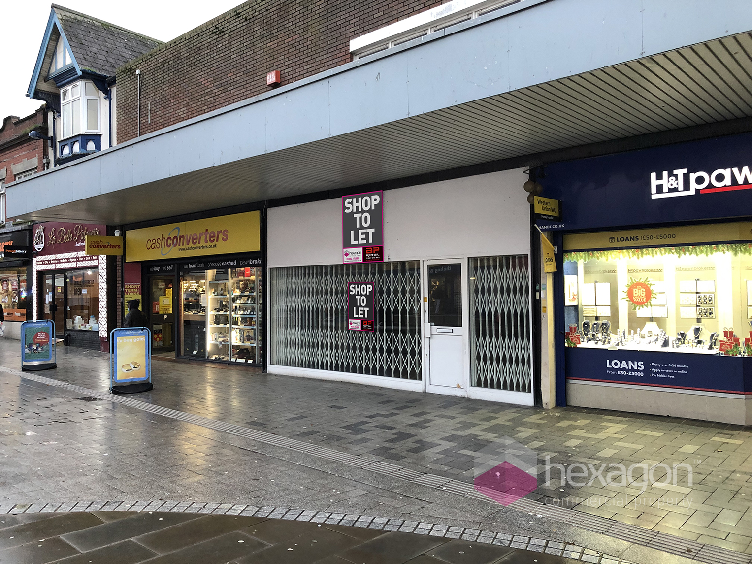63 Kings Square West Bromwich - Click for more details