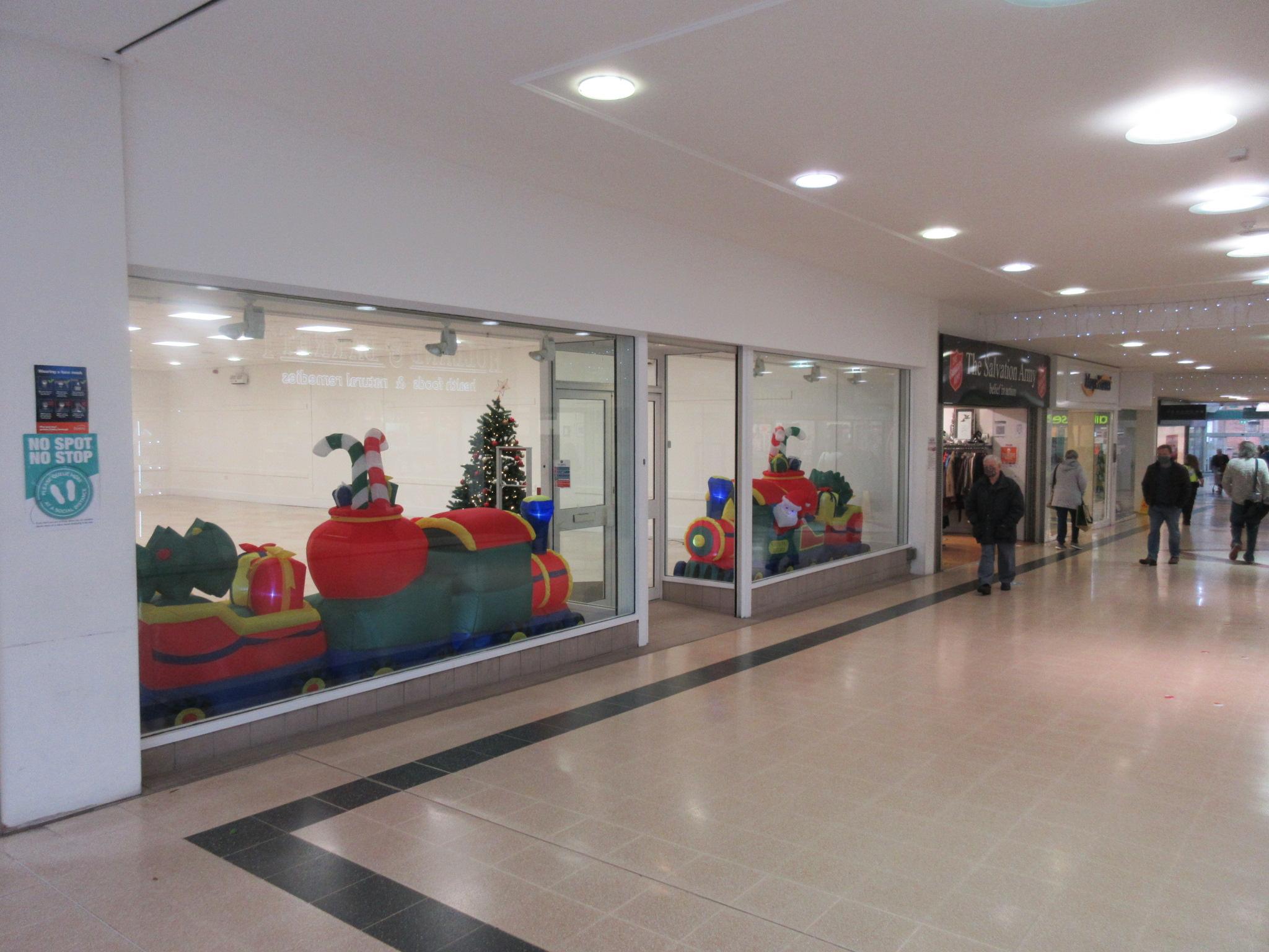 Unit 19-21 Ryemarket Shopping Centre Stourbridge - Click for more details