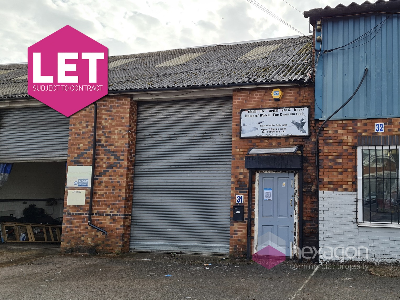Unit 31 Manor Industrial Estate Walsall - Click for more details
