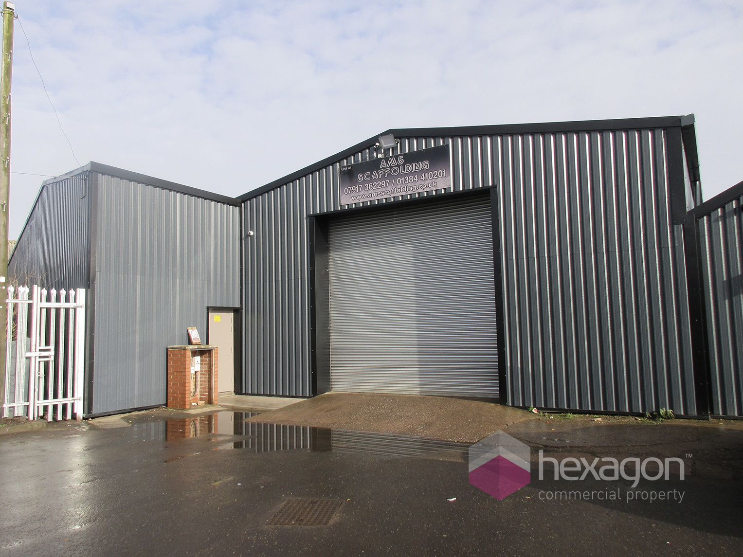 Unit H7 Hingley Industrial Estate Brierley Hill - Click for more details