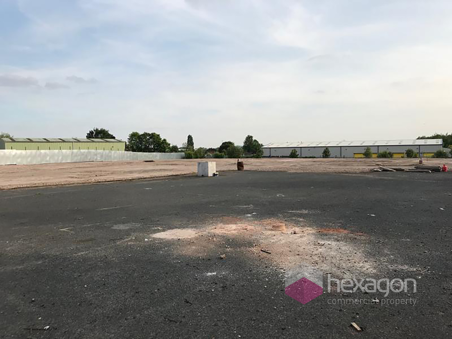 Land at Charles Street Willenhall - Click for more details