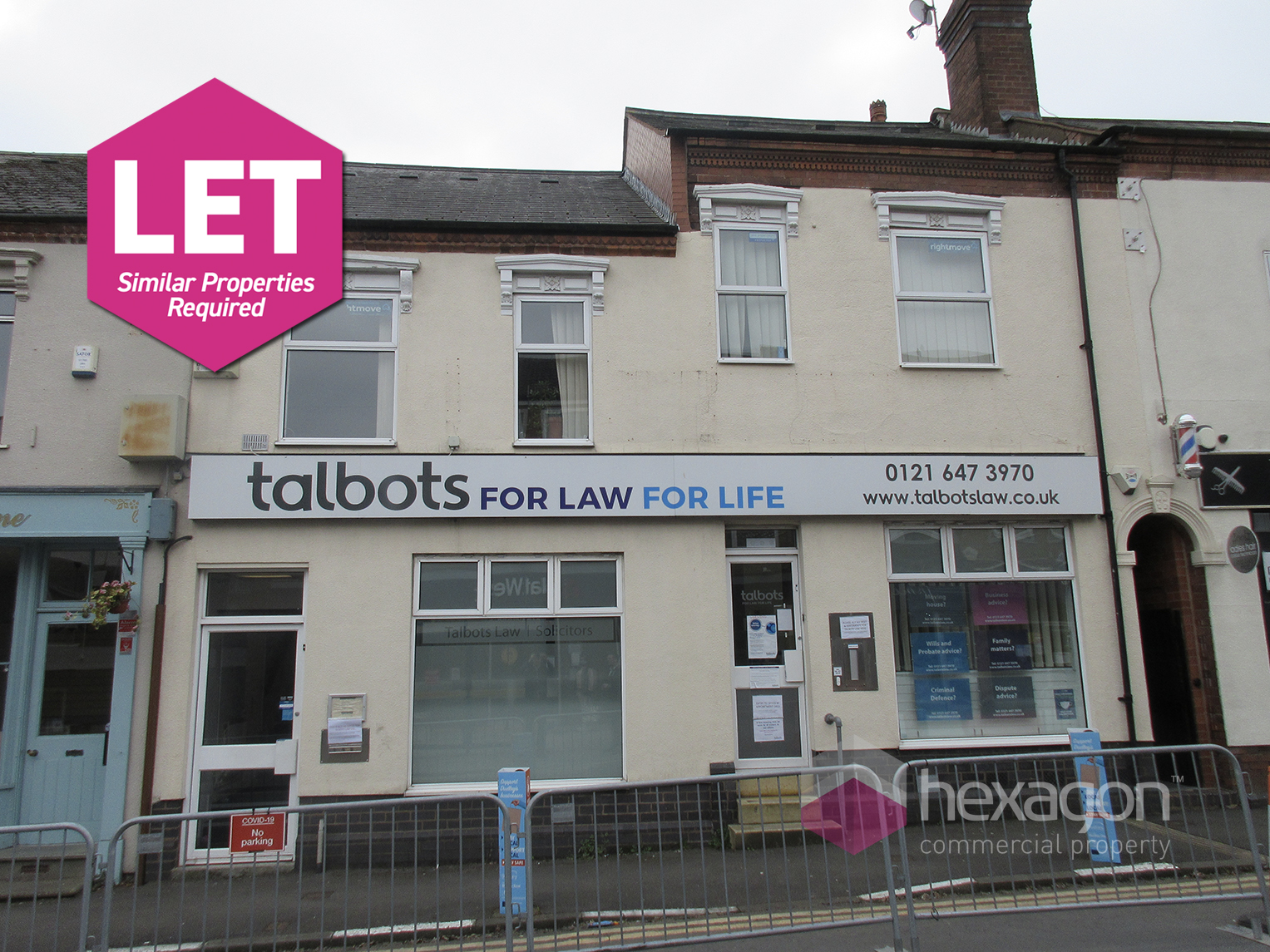 First Floor Offices, 5-7 Hagley Road Halesowen - Click for more details