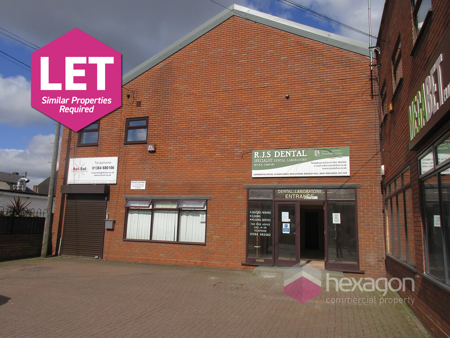 Showroom 1 Brierley Hill - Click for more details