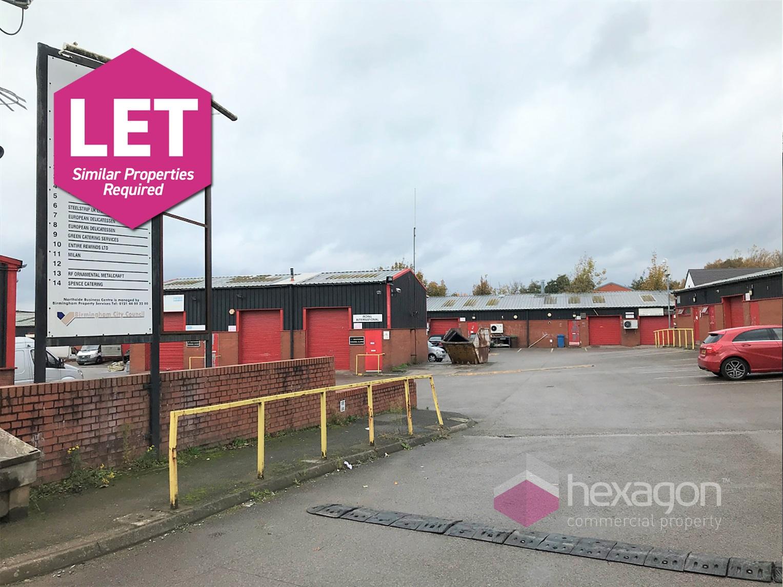 Unit 9 Birmingham - Click for more details