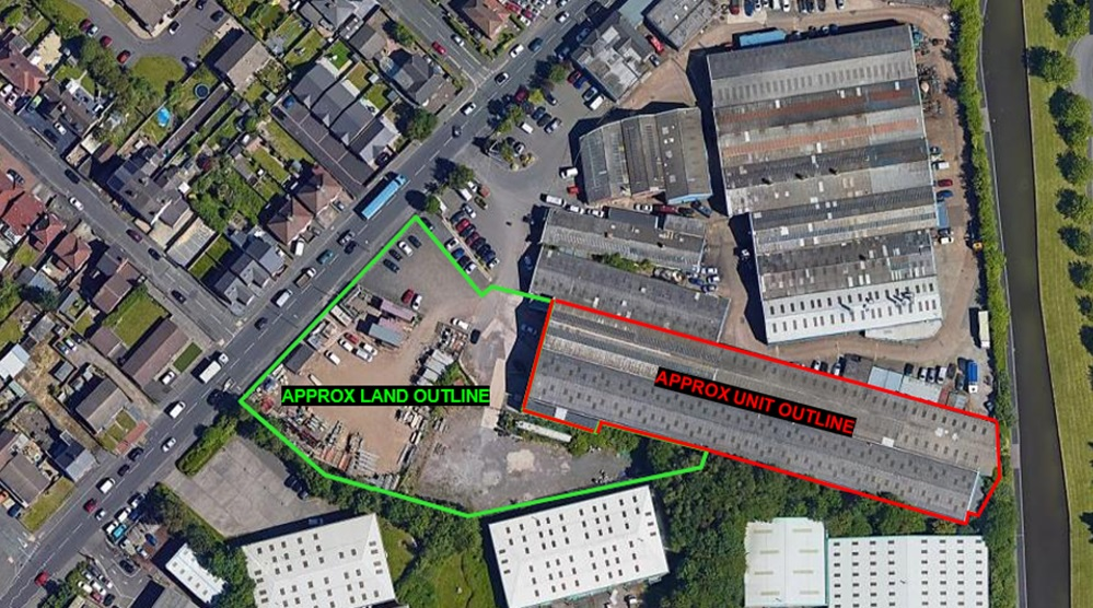 Units 17 & 18 Wednesbury - Click for more details