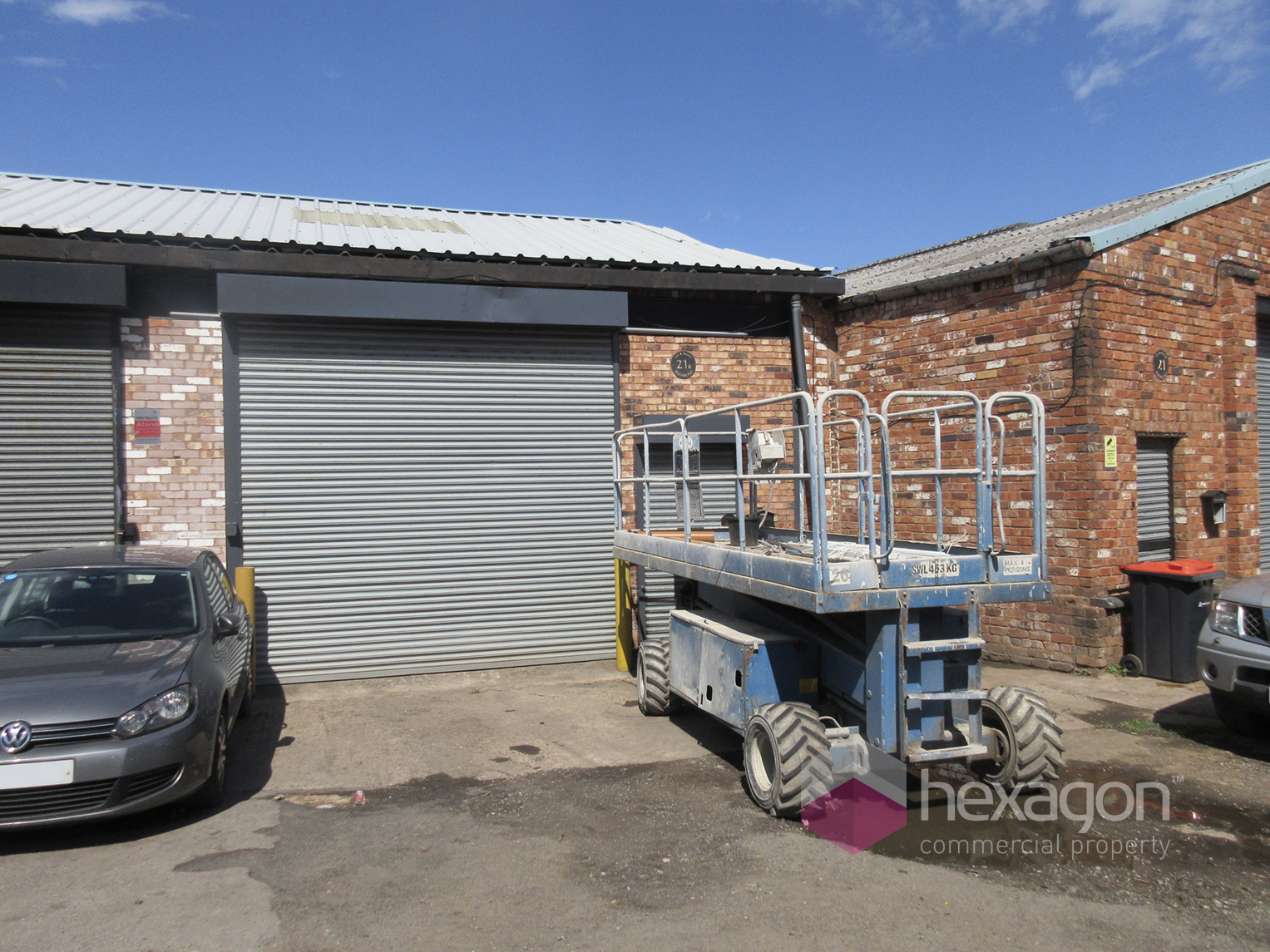 Unit 21A Walsall - Click for more details