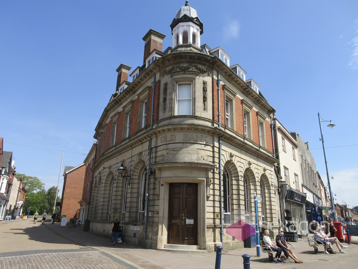 The Old Bank Stourbridge - Click for more details