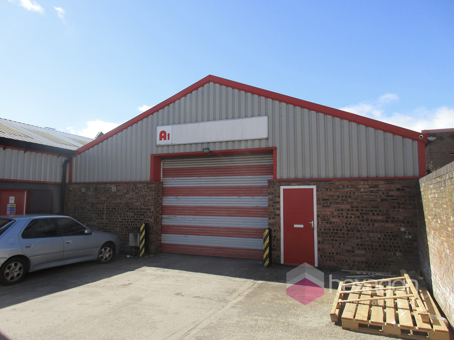 Unit 1a Albion Road Willenhall - Click for more details
