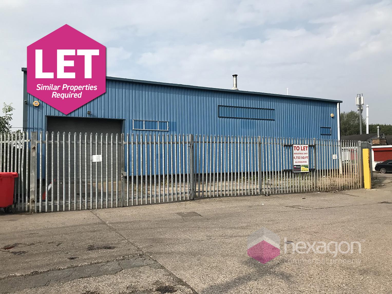 Front Bay, Unit 19 Premier Partnership Estate Brierley Hill - Click for more details