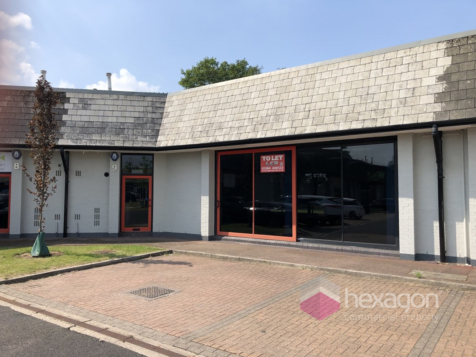 Units 8-9 Darwin House Kingswinford - Click for more details