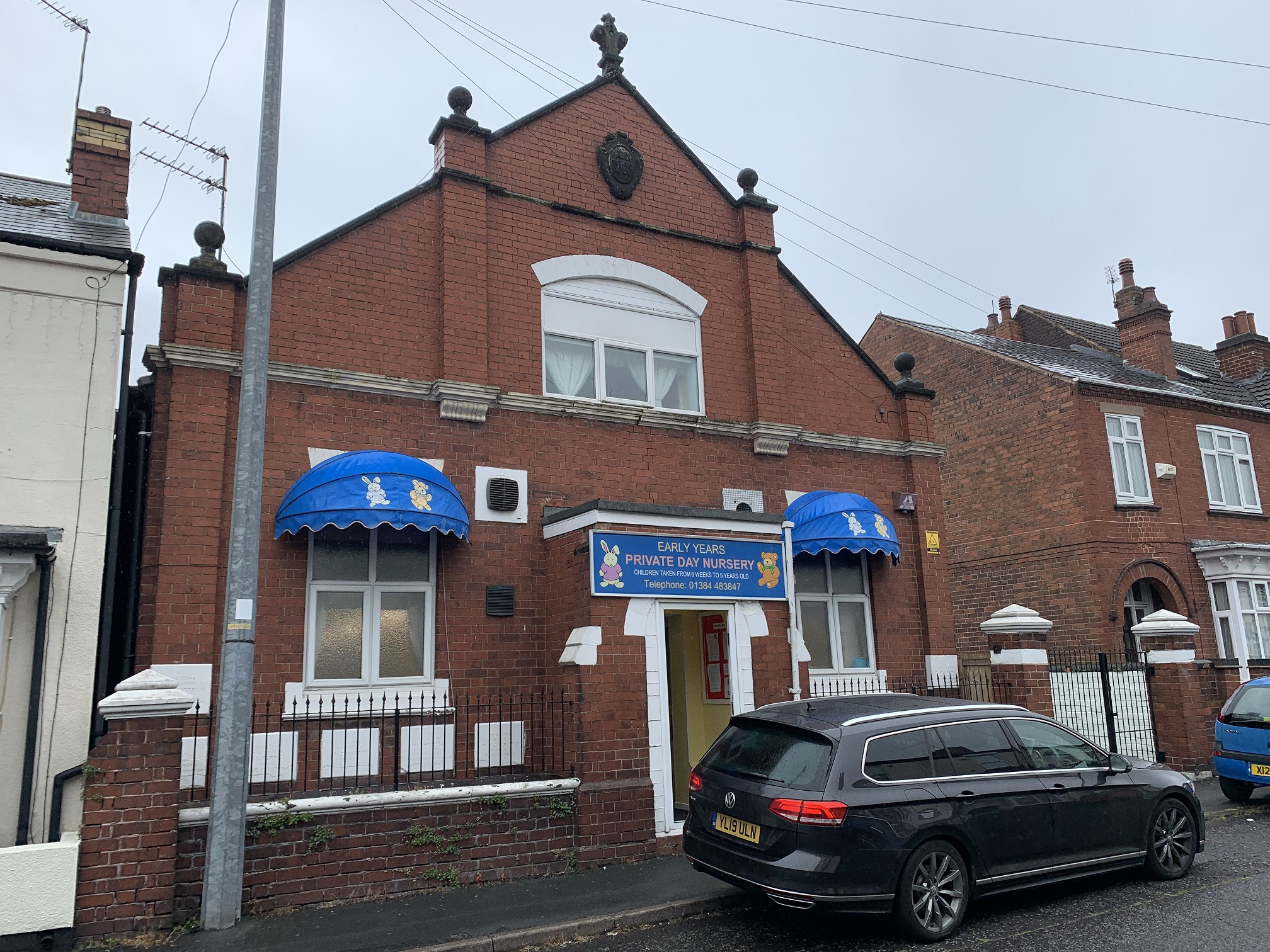 Brotherhood Hall Brierley Hill - Click for more details