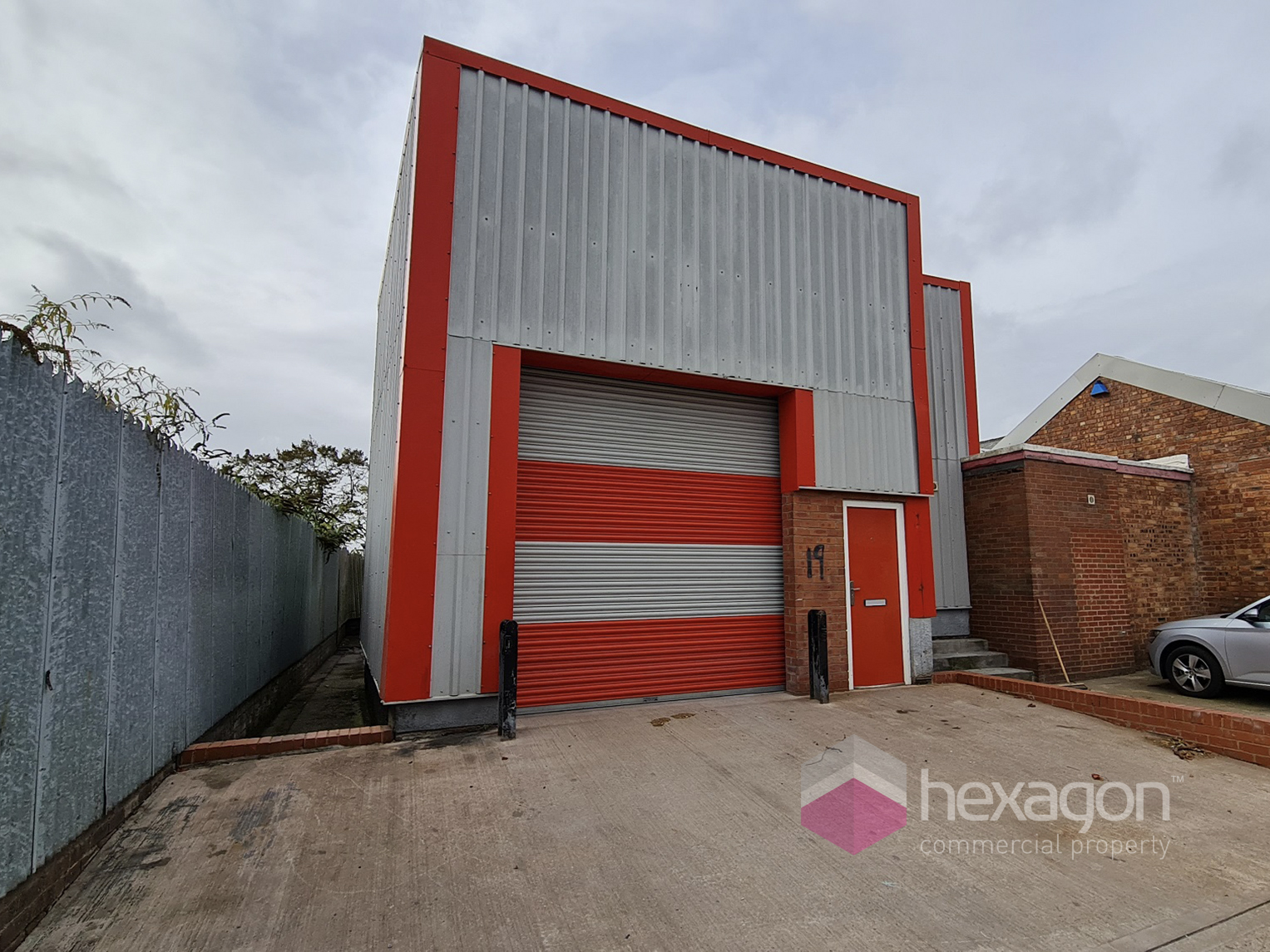Unit 19 Pinfold Industrial Estate Walsall - Click for more details